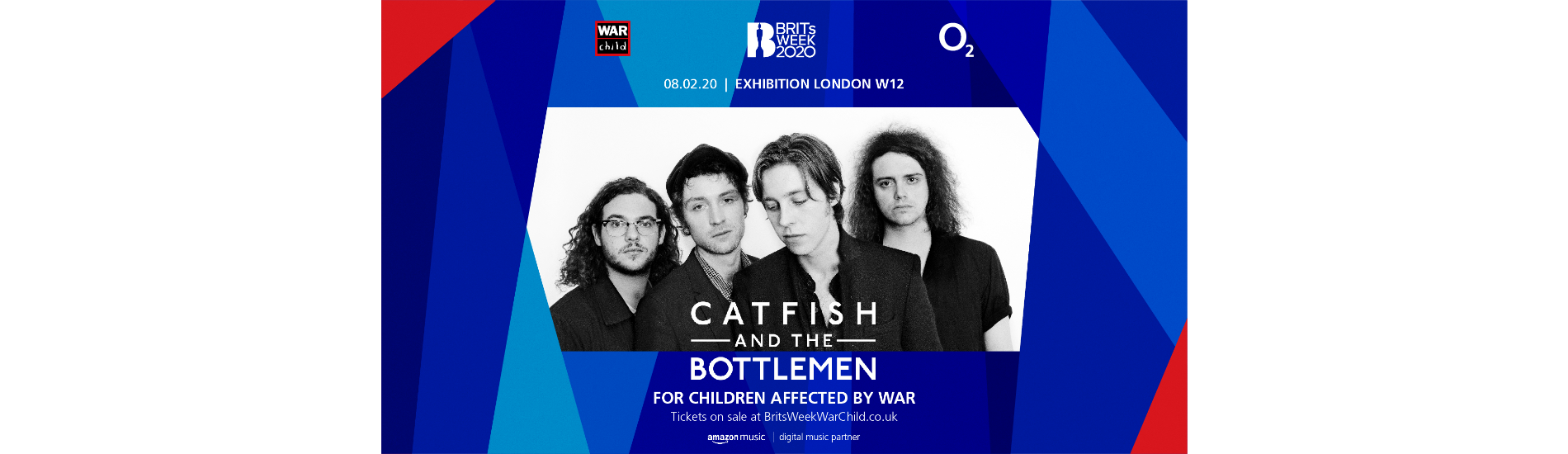 BRITs Week 2020 / Catfish and the Bottlemen