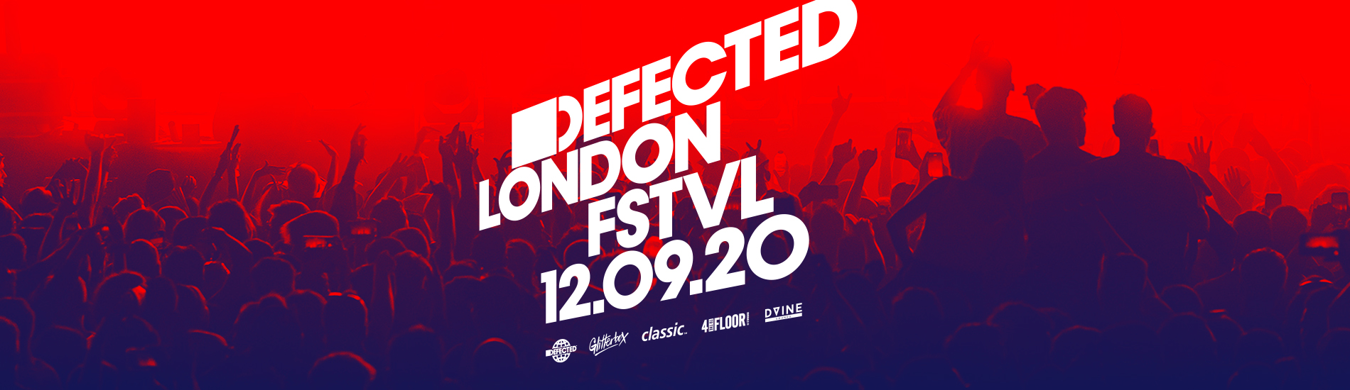 Defected London FSTVL - Cancelled