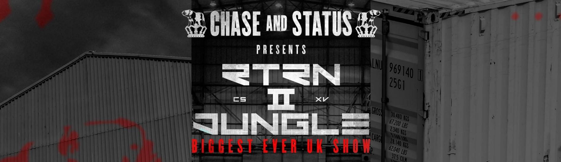 Chase & Status » RTRN II Jungle