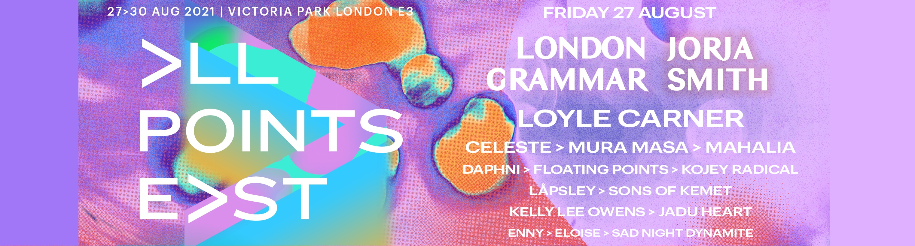 All Points East - London Grammar + Jorja Smith