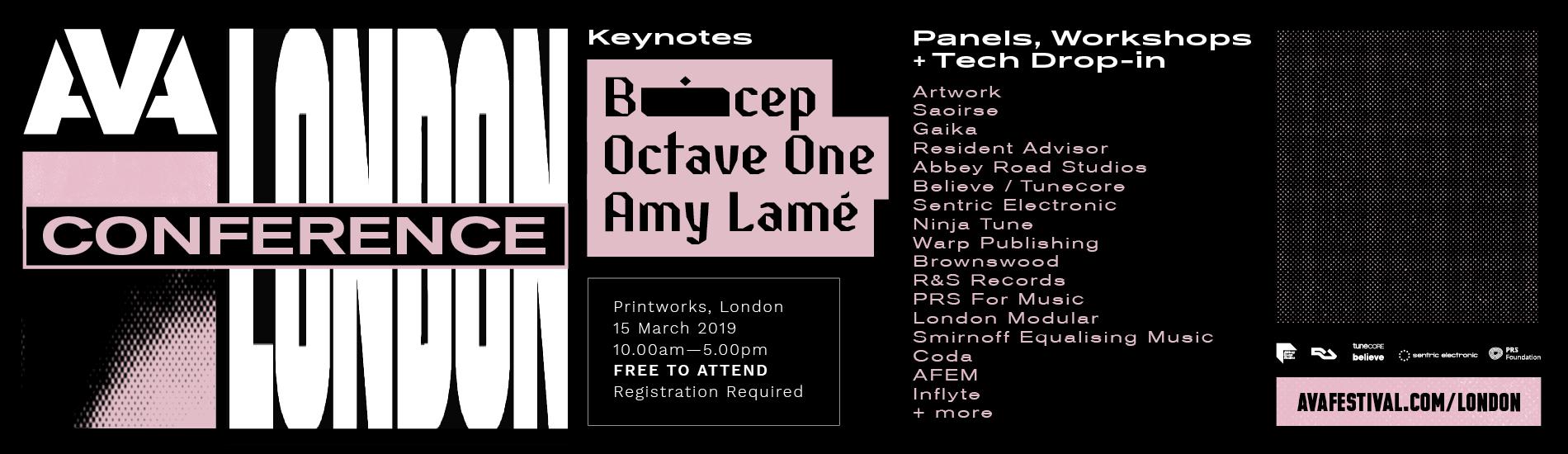 AVA London Conference