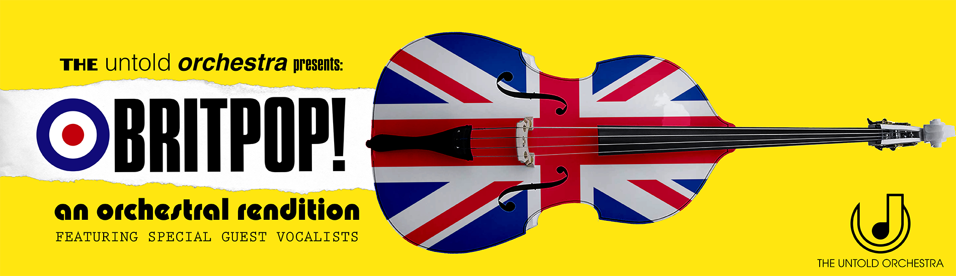 Britpop: An Orchestral Rendition - 23rd June