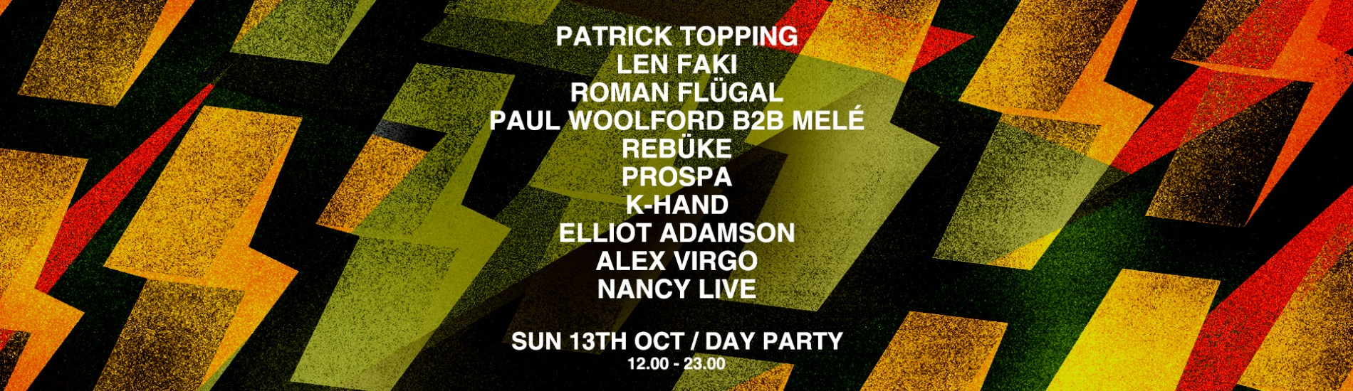 Patrick Topping Presents Trick