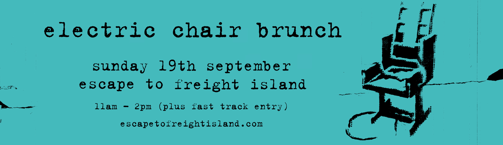 Electric Chair Brunch
