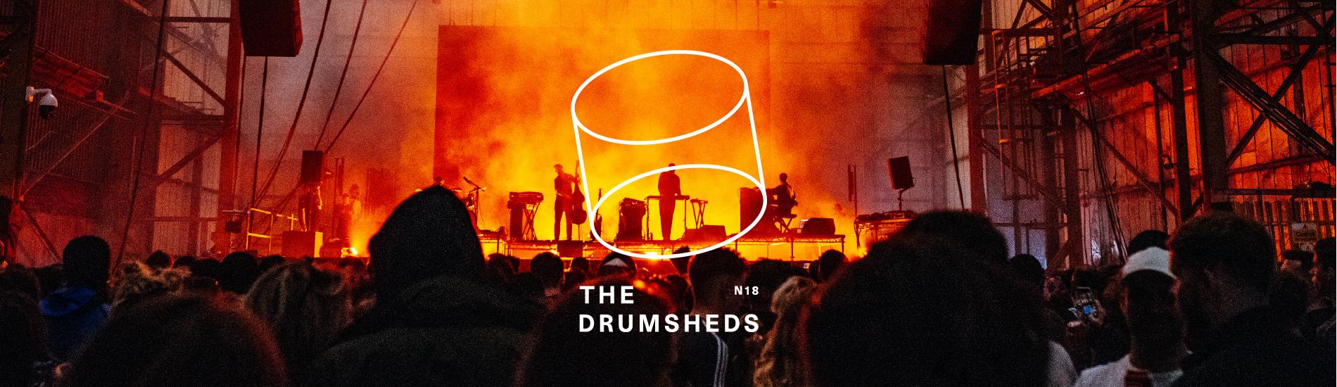 Drumsheds London