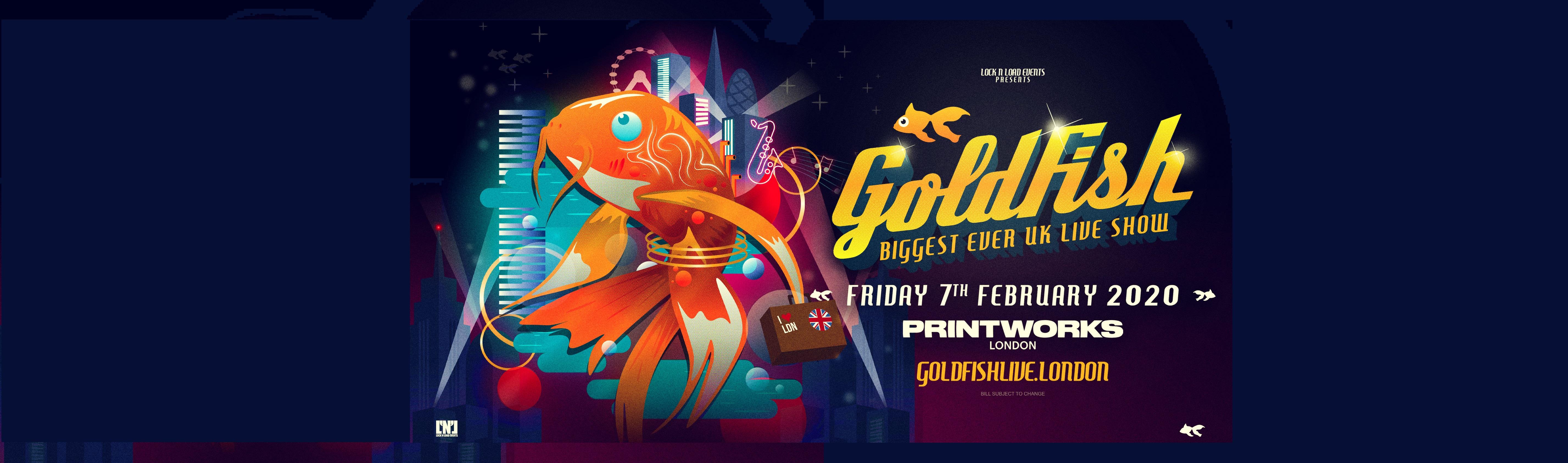 Lock 'n' Load Events Presents: Goldfish