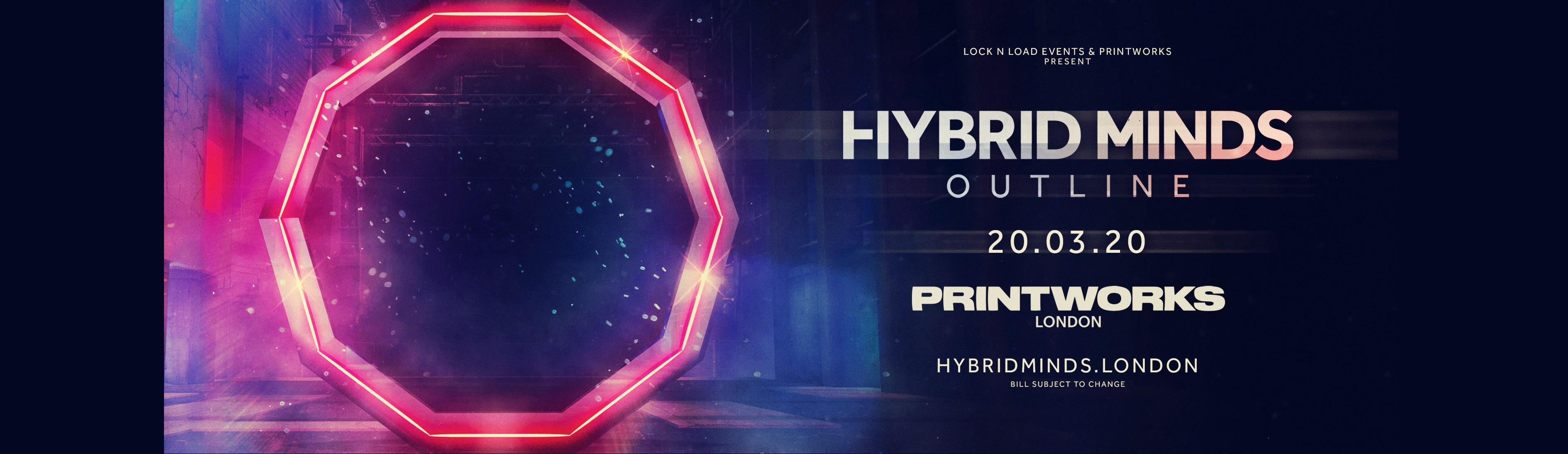 Hybrid Minds presents Outline