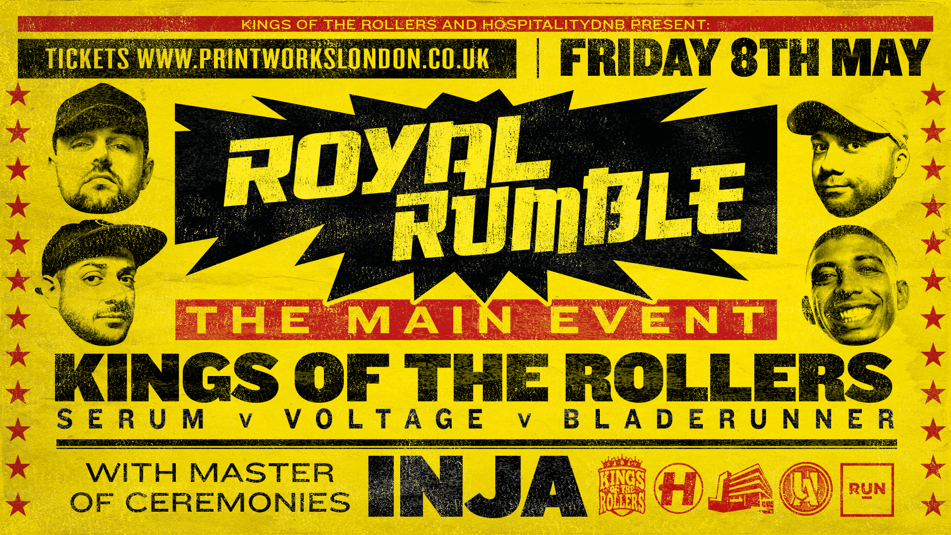 Kings Of The Rollers - Royal Rumble: The Main Event
