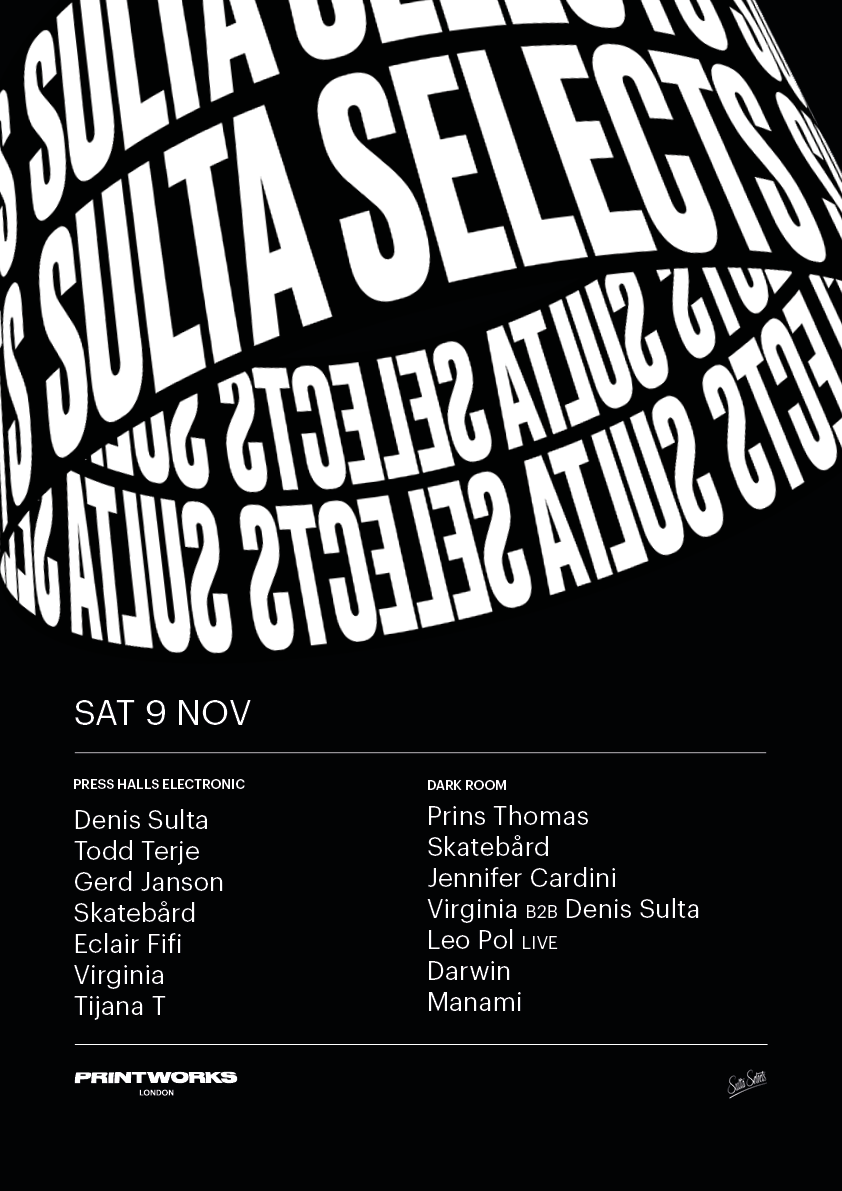 Sulta Selects Lineup