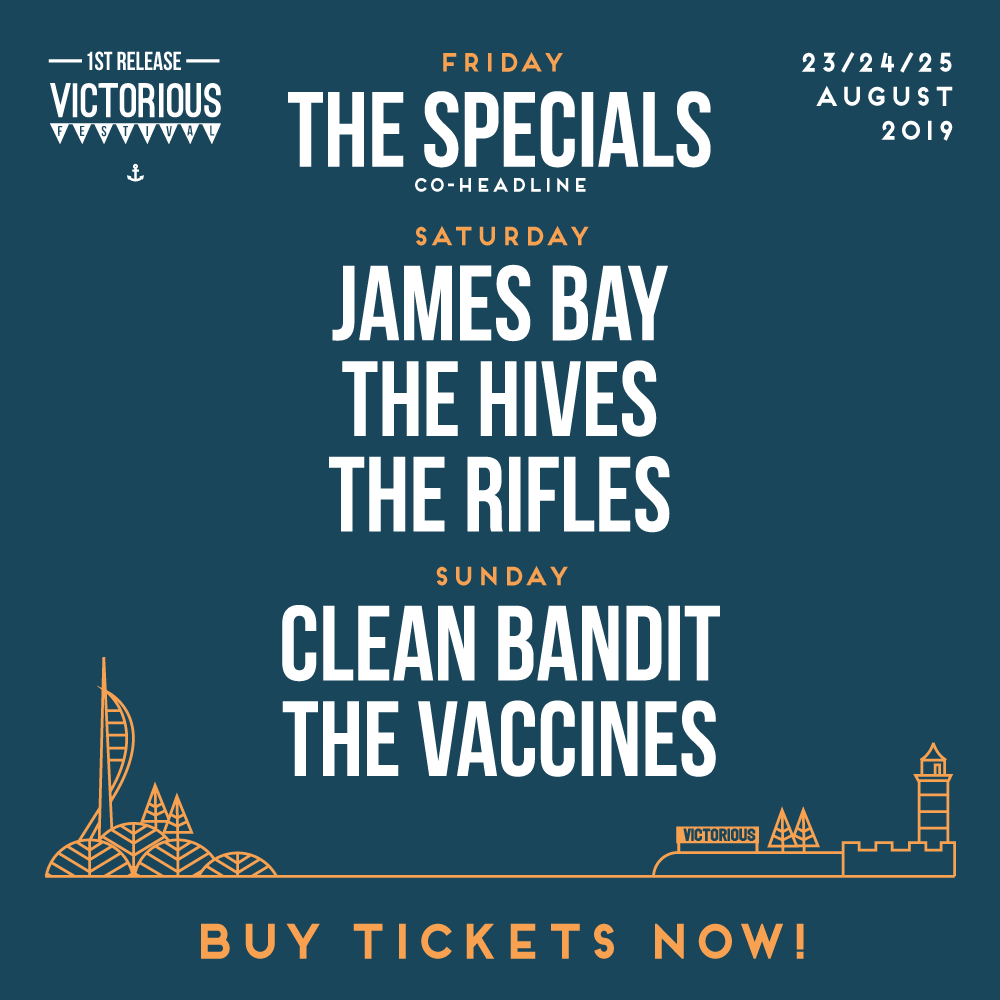 Victorious Festival Lineup