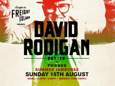 David Rodigan + Friends Summer Jamboree