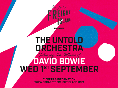 The Untold Orchestra: David Bowie