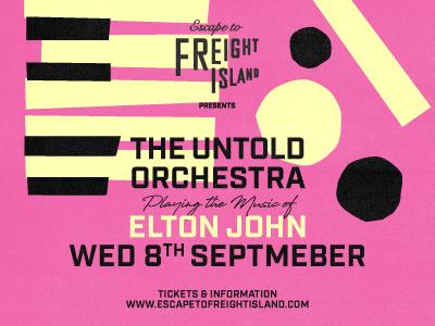 The Untold Orchestra: Elton John