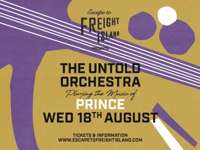 The Untold Orchestra: Prince