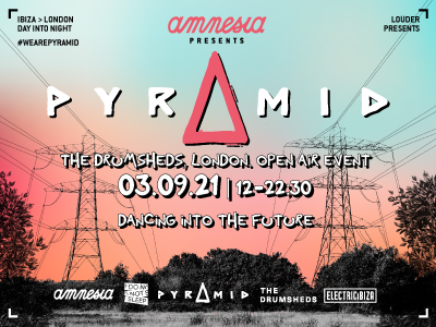 Amnesia presents Pyramid & Do Not Sleep