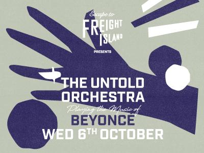 The Untold Orchestra: Beyoncé