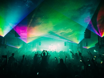 BICEP LIVE AT THE WAREHOUSE PROJECT - 4th Dec
