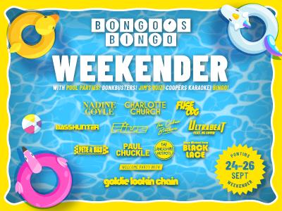 Bongo's Bingo School Reunion