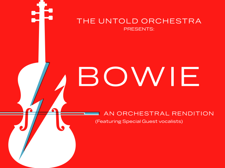 Bowie: An Orchestral Rendition - 9th June