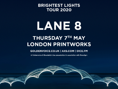 Lane 8 - Brightest Lights Tour
