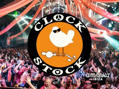 Clockwork Orange Ibiza 2020 - Amnesia