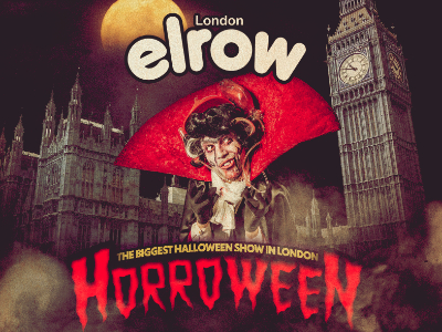 Elrow - Horroween