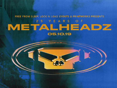 25 Years of Metalheadz