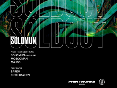 Printworks and Unleash Present