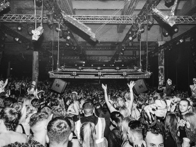 Halloween At The Warehouse Project Pt 1
