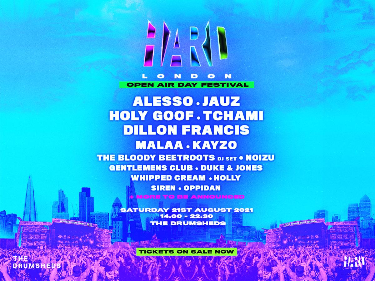 HARD Summer UK