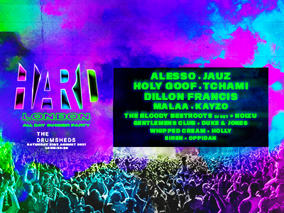 HARD Summer UK