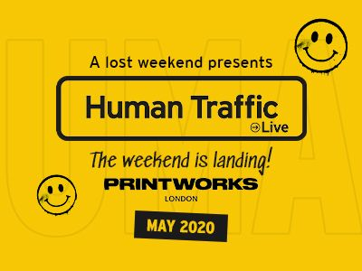 Human Traffic.Live - The Big Opening Night