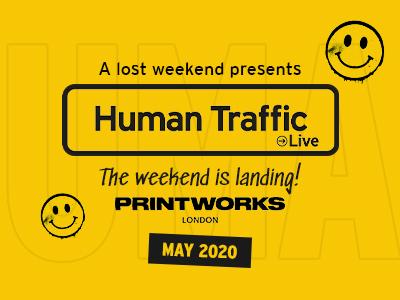 Human Traffic Live
