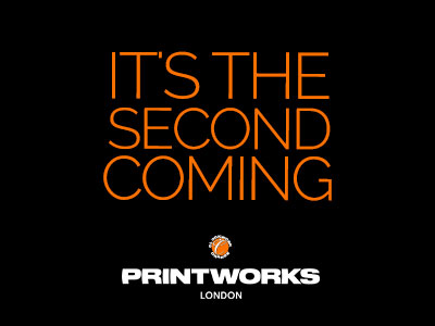 Clockwork Orange - Printworks II