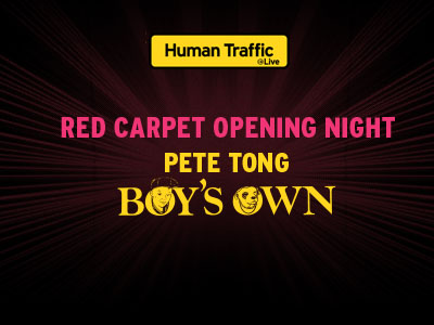 Human Traffic.Live -  Human Traffic Live with Pete Tong & V.Special Guests!