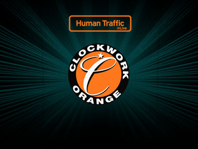 Human Traffic Live x Icons of Clockwork Orange