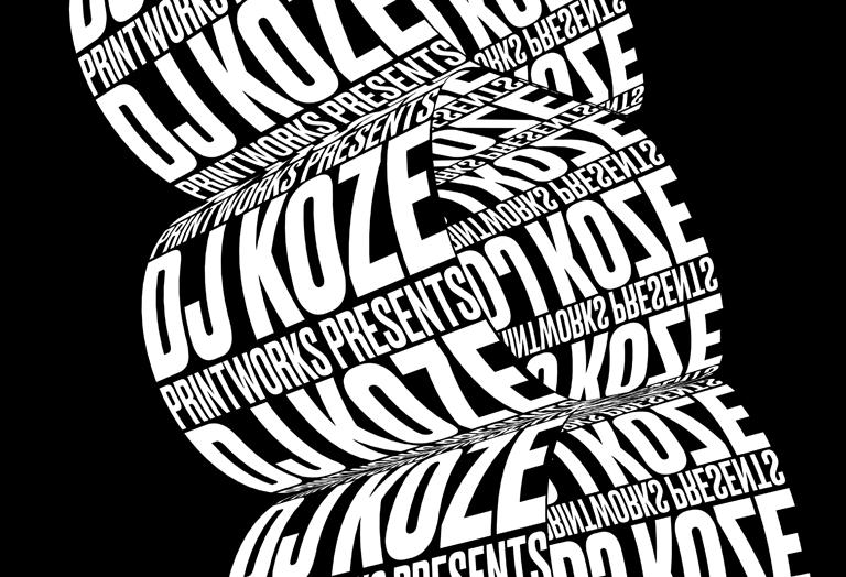 Printworks Presents DJ Koze