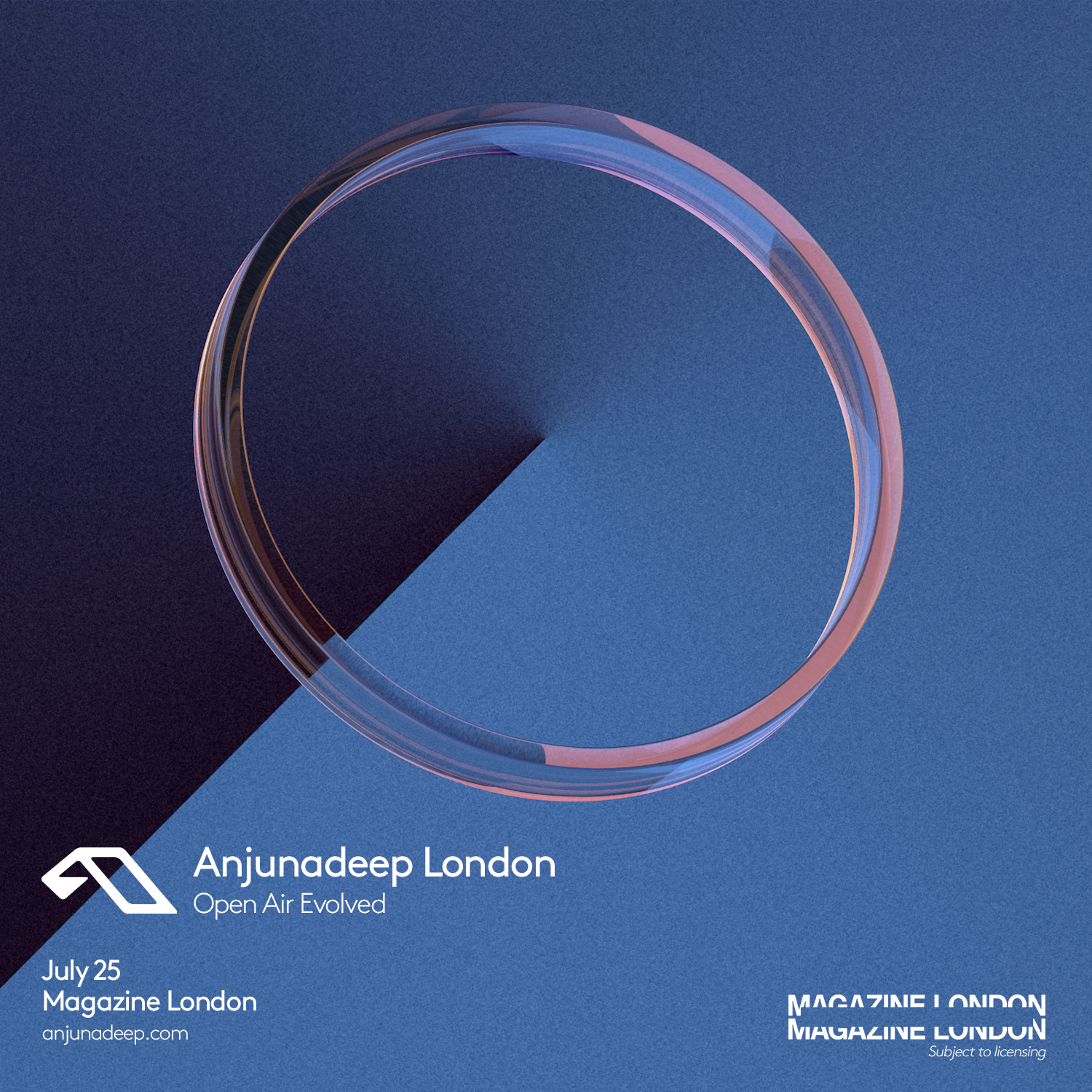 Anjunadeep London: Open Air Evolved