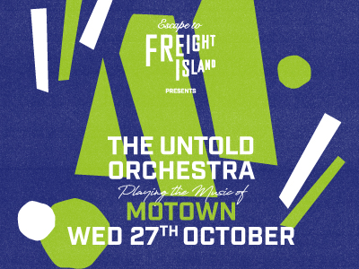 The Untold Orchestra: Motown