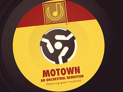 Motown: An Orchestral Rendition - 30th June
