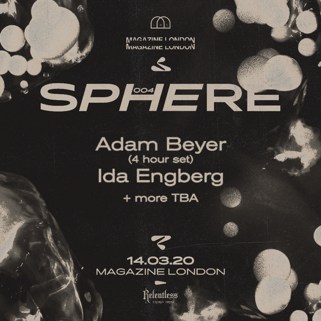 LWE presents Sphere - 004