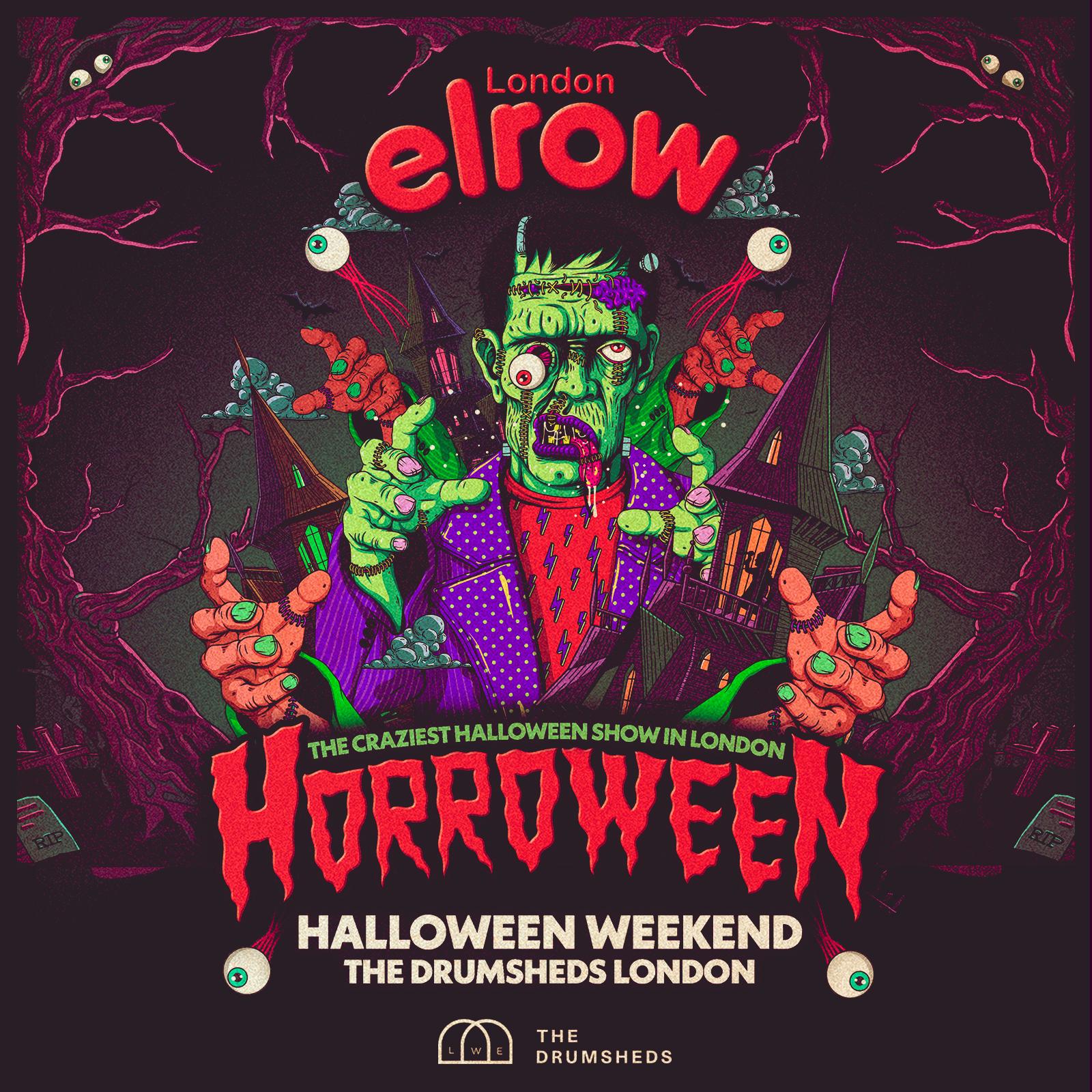 Elrow: Horroween 2021