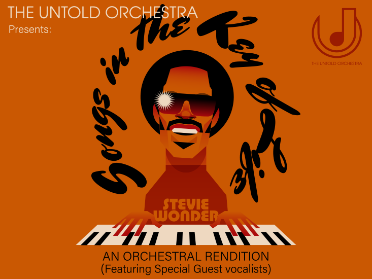 Stevie Wonder: An Orchestral Rendition - 2nd June