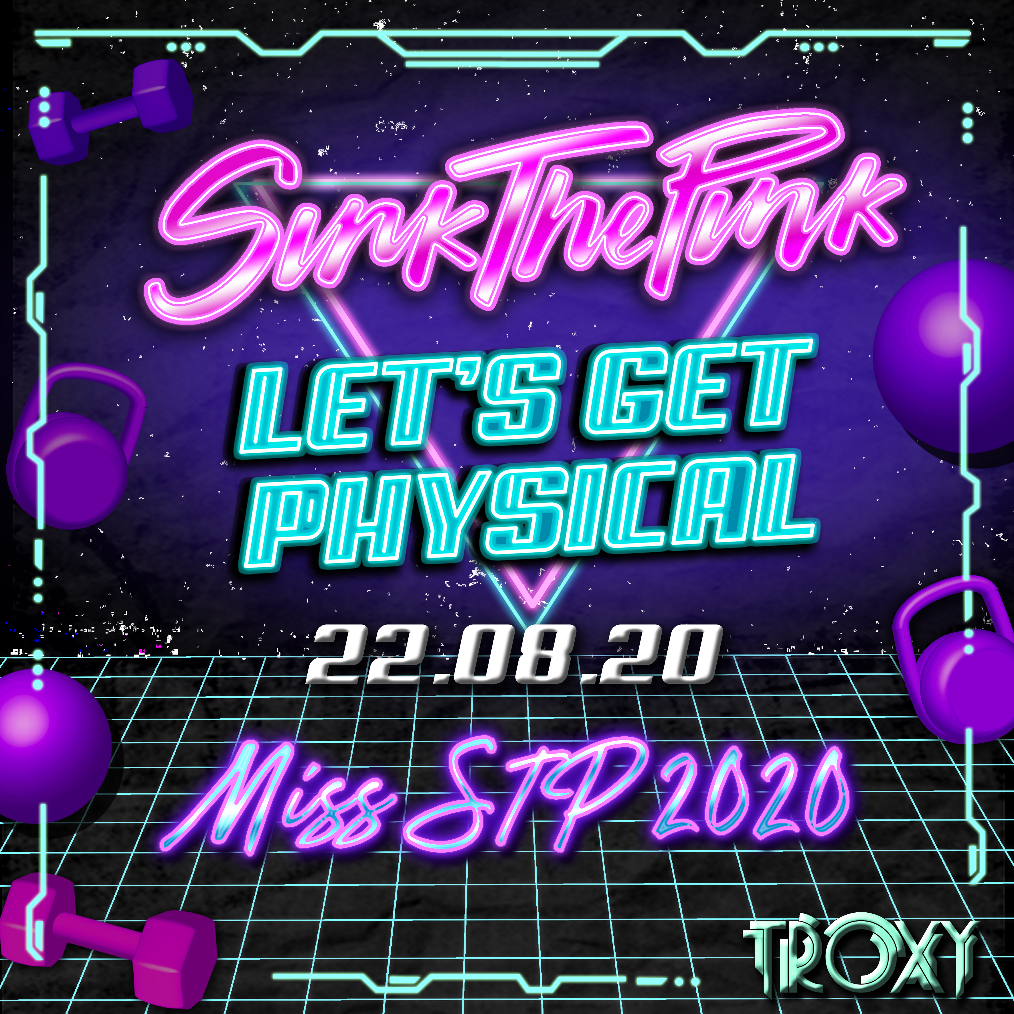 SINK THE PINK: LET'S GET PHYSICAL