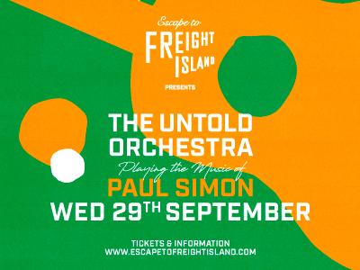 The Untold Orchestra: Paul Simon
