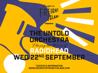 The Untold Orchestra: Radiohead